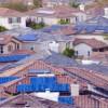 Διασυνδεδεμένα φωτοβολταϊκά συστήματα σε στέγες κτιρίων